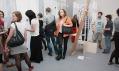 Pohled do výstavy prací ateliéru VŠUP Artsemestr 2011 léto