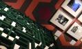 Pohled do expozice Stanley Kubrick v Cinémathèque v Paříži