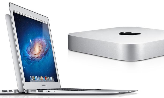 Apple uvádí zdokonalený MacBook Air aMac mini