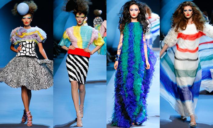 Bill Gaytten započal extravagantní éru značky Dior