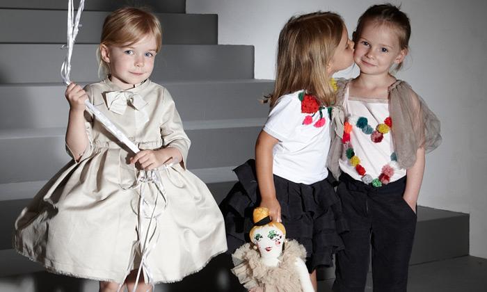 Lanvin překvapil svou první dětskou kolekcí Petite