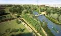Olympijský park pro 30. letní olympijské hry Londýn 2012