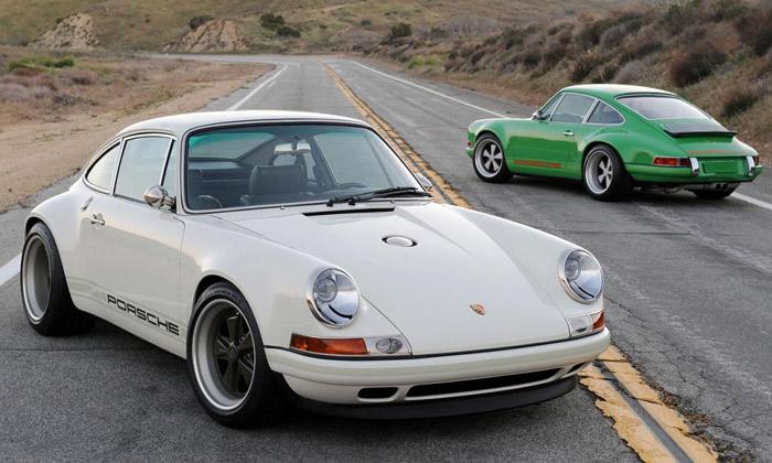 Klasické Porsche 911 ožívá díky replikám odSinger