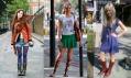 Nizozemské módní kreace v ulicích Rotterdamu