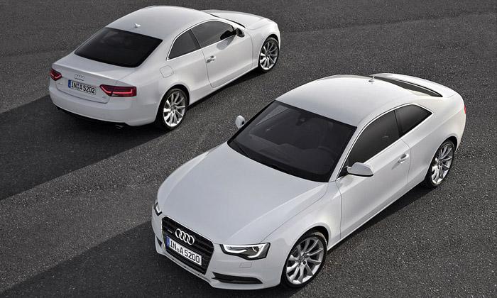Audi modernizuje design celé modelové řady A5