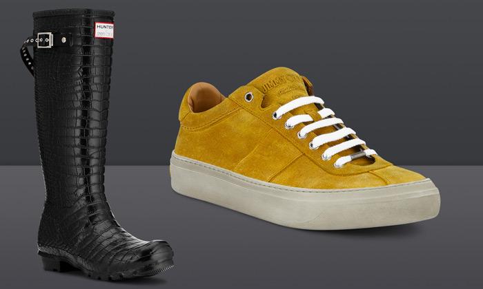 Jimmy Choo představuje první pánskou kolekci bot