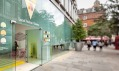 Londýnská zmrzlinárna Dri Dri od Elips Design