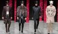 Pánská módní kolekce Givenchy naobdobí podzim azima 2011