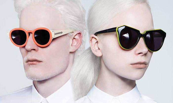 Karen Walker navrhla retro sluneční brýle KW UV