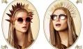 Sluneční brýle v kolekci Sun Gods od značky Karen Walker na rok 2010