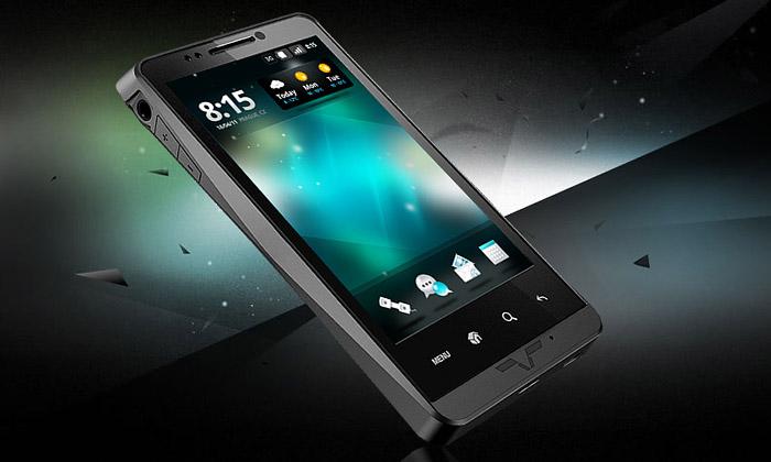 Verzo Kinzo ječeský mobil sdesignem odNovague