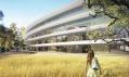Nové sídlo společnosti Apple ve městě Cupertino od Foster + Partners