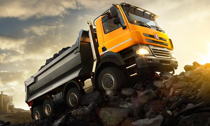 Představen nový český nákladní vůz Tatra Phoenix