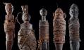Ukázka zvýstavy panenek voodoo vPaříží