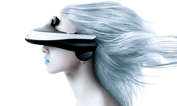 Sony představuje první brýle promítající 3D filmy