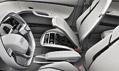 Interiér vozu Audi A2 Concept
