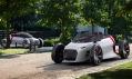 Koncept vozu Audi Urban Spyder