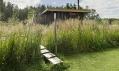 Černý čajový dům od A1 Architects v České Lípě