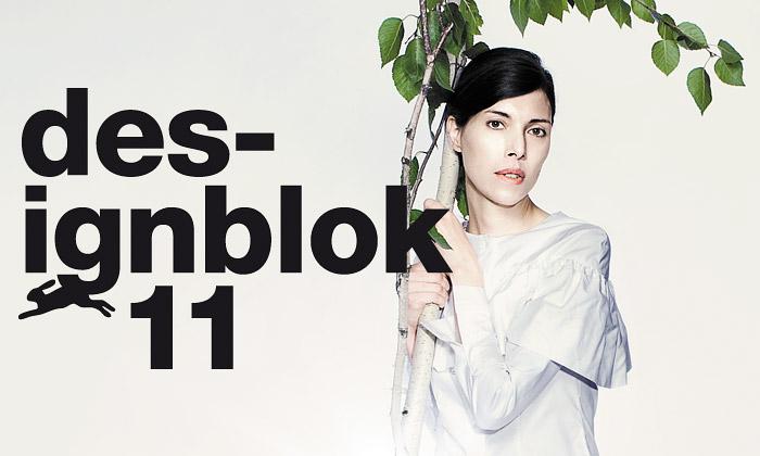 Designblok 2011 připravuje 220 prezentací avýstav