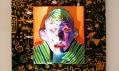 Záběr z výstavy The Fusion Art of Shalom Tomas Neuman ve Veletržním paláci