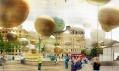 Druhé místo v návrhu informačního pavilonu od OH!SOM architects