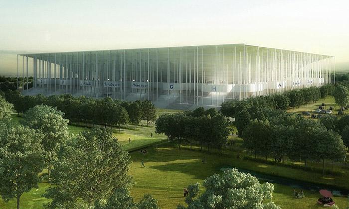 Herzog & de Meuron postaví stadion pro Euro 2016