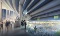 Francouzský stadion Stade Bordeaux Atlantique od Herzog & de Meuron pro Euro 2016