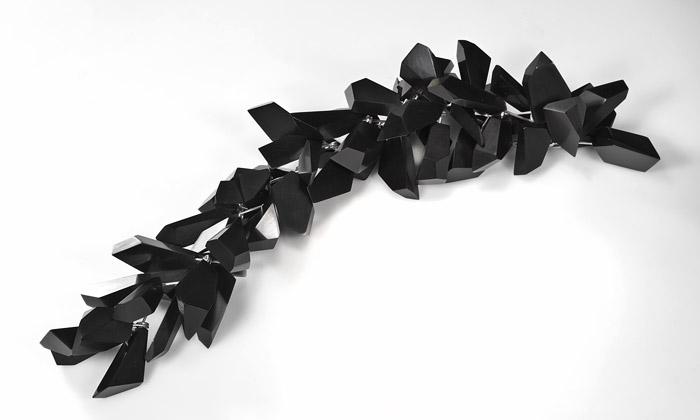 UNOSTO vystaví své šperky poprvé naDesignbloku