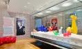 Pohled do Musée des Arts Décoratifs na výstavu Libuše Niklové Plastique Ludique