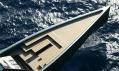 Sportovní motorová jachta Wally 118