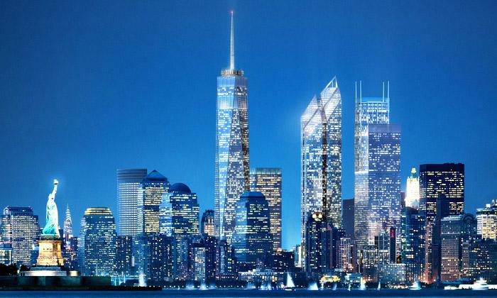 New York bude mít šest nových mrakodrapů WTC
