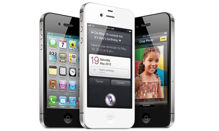 Apple uvádí inovovaný mobilní telefon iPhone4S