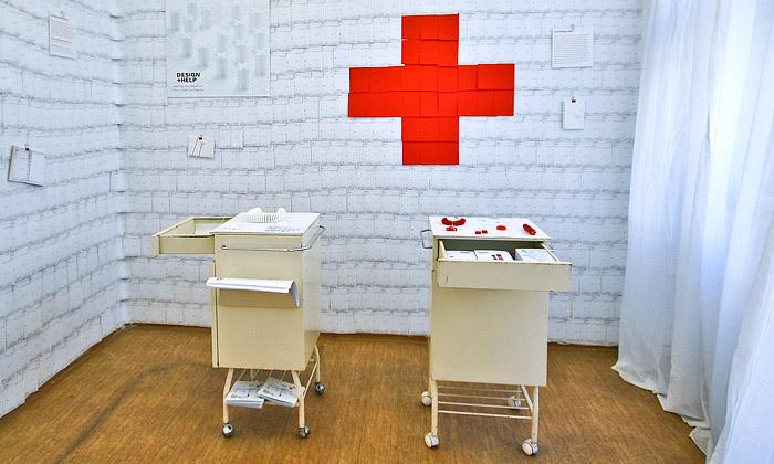 Design Help bojuje šperky za nemocnice vlídnější