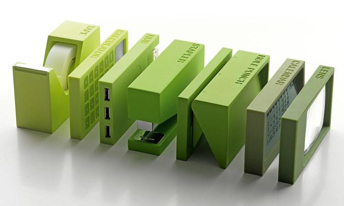 Lexon ukázal naDesignbloku minimalistické doplňky