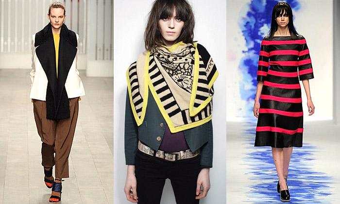 London Fashion Weekend nabídl levnou zimní módu