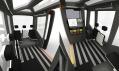 Diego Garcia a jeho vítězný návrh na taxi budoucnosti pro Prahu