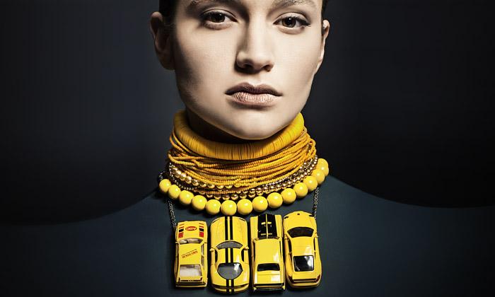 Dana Bezděková dává šperkům umělecký rozměr