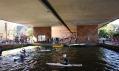 NL Architects na výstavě v GJF: Atypické využití mostu A8