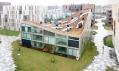NL Architects na výstavě v GJF: Dům Funen blok