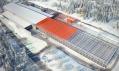 První evropské datacentrum Facebook ve švédském městě Luleå