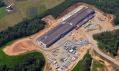 Facebook datacentrum Rutherford ve městě Forest City v Severní Karolíně