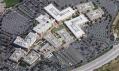 Nové kanceláře Facebook v Menlo Park v Kalifornii