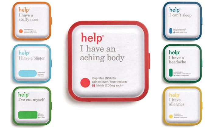 Help Remedies pomohou lehce vybrat správný lék