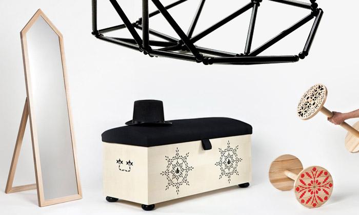 LLEV navrhli nábytek skusem domova inové šperky