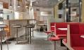 Francouzské restaurace McDonald'svdesignu Patrick Norguet