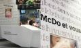 Francouzské restaurace McDonald's v designu Patrick Norguet