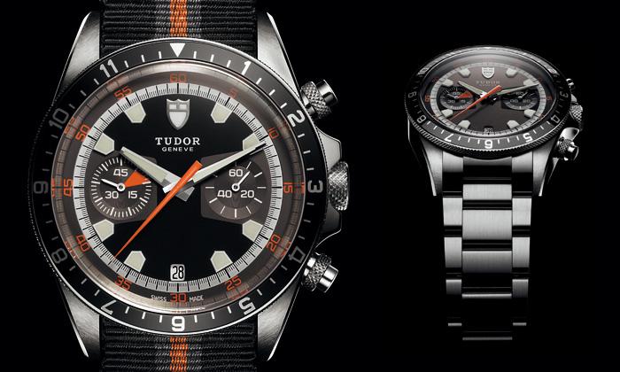 Tudor vzkřísil elegantní pánské hodinky ze 70.let