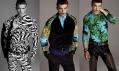 Ukázka z módní kolekce Versace for H&M dostupné i v České republice