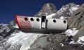 Nový přístřešek pro horolezce nacestě Gervasutti naMont Blanc