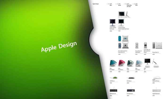 Právě vychází velká nakousnutá kniha Apple Design